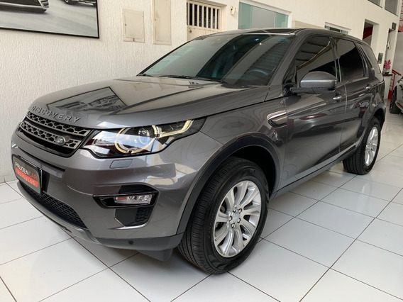 Land Rover Discovery Sport 2.0 Turbo Diesel Se 2019 Cinza