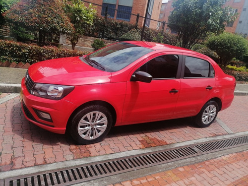 Volkswagen Voyage 2020 1.6 Trendline