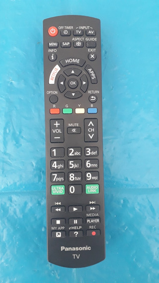 Controle Tv Panasonic Tc-32es600b
