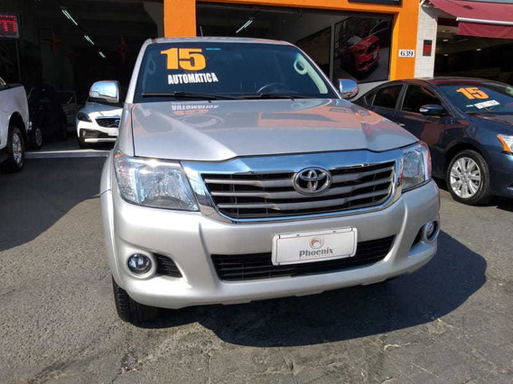 Toyota Hilux 2.7 Srv Cd 4x4 At