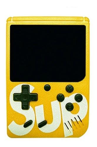 Mini Consola Retro Recargable Clásico 400 Juegos 2 Jugadores