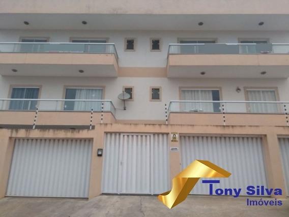 Belíssimo Apartamento 2 Quartos Com Direito A Cobertura! - 332