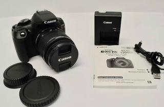 Cámara Canon Rebel T6 + Objetivo 50mm F1.8 Yongnuo