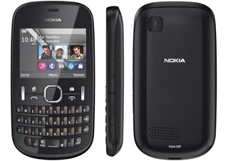 Nokia Asha 200 Para Repuesto