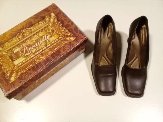 Liquido Zapatos Piccadilly Taco Chino