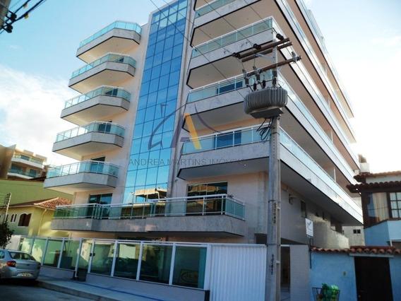 Apartamento A Venda No Bairro Braga Em Cabo Frio - Rj. - Ap2377-1