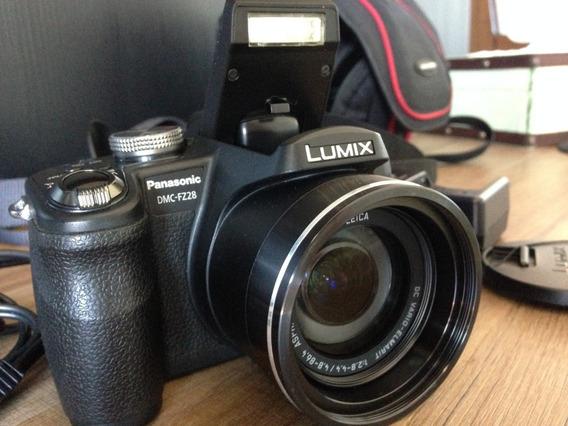 Câmera Panasonic Lumix Dmc-fz28
