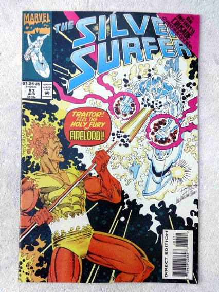 The Silver Surfer Nº 83 - 84 - 85 Infinity Crusade Crossover