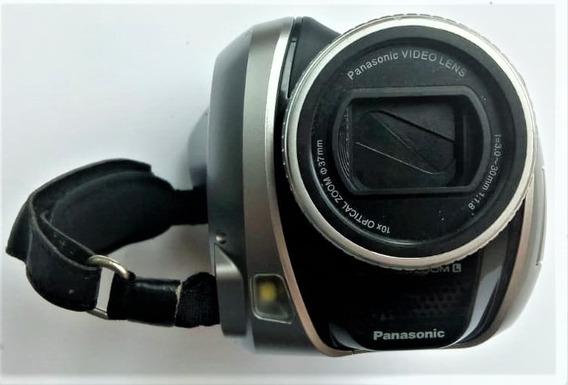 Filmadora Panasonic Sdr-h200 - Hdd - Bag De Brinde