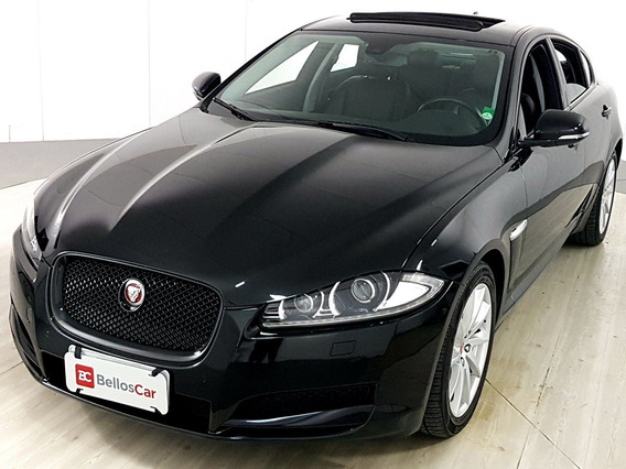 Jaguar Xf 2.0 Sport Luxury Turbocharged Gasolina 4p Auto...