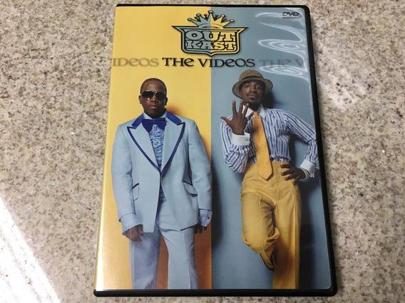 Dvd Outkast The Videos Original