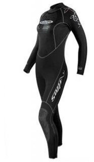 Wetsuit Buceo Ladies 7/6/5 Mm Delphite-suit Tilos