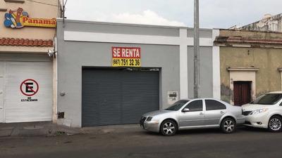 Local Comercial Centrico 400 Mts2 Culiacan - Centro