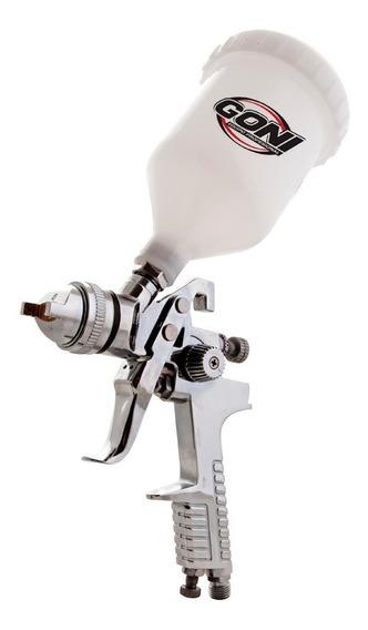 Pistola De Gravedad, Vaso Plastico 600 Ccgoni Gon351