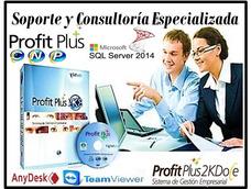 Consultoria, Desarrollo Y Soporte Profit Plus 2k8 Y 2kdoce