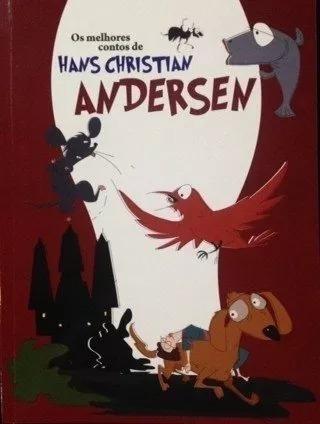 Livro Os Melhores Contos De Hans Christian Andersen