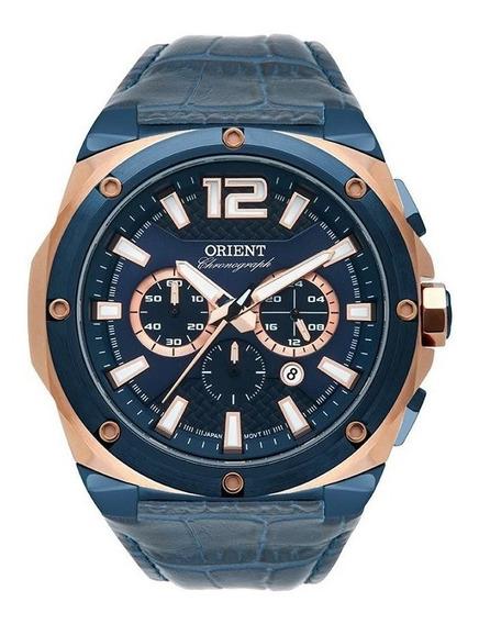 Relógio Orient Mtscc031 D2dx C/ Nf-e