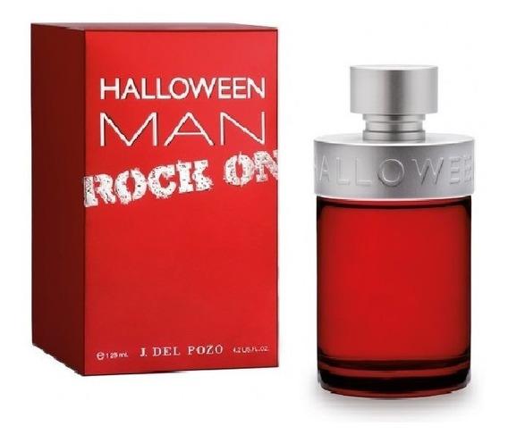 Perfume Halloween Rock On 125ml Men (100% Original)