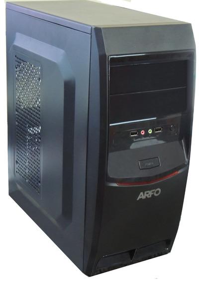 Computador Arfo J3060, Dual Core J3060, 2gb, Hd 320gb, 6 Usb