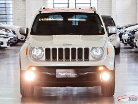 Jeep Renegade Sport Diesel 170hp Unico Dono Couro 4x4