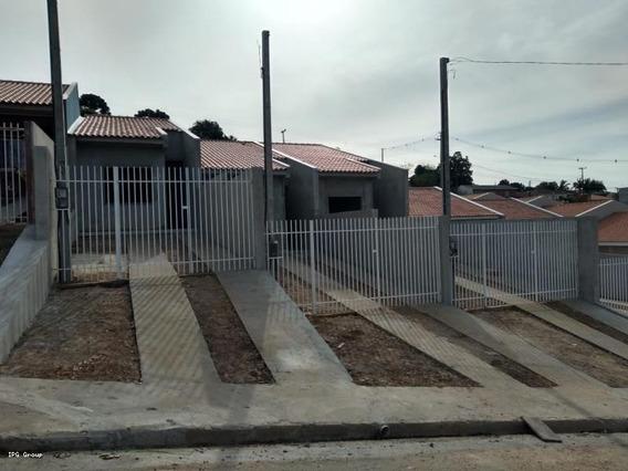 Casa Para Venda Em Ponta Grossa, Chapada, 2 Dormitórios, 1 Banheiro, 2 Vagas - L-085232_1-1210853