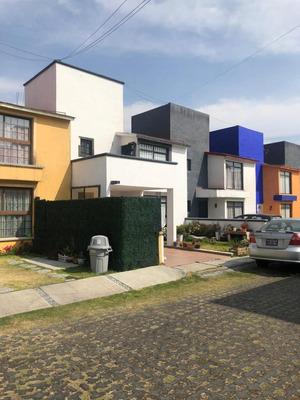 Se Renta Casa En El Centro De Metepec