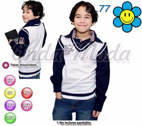 70423466f Chaleco Vestir Nino - Ropa y Accesorios en Mercado Libre Argentina