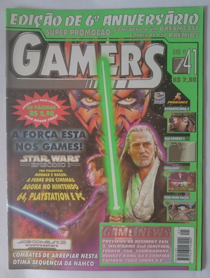 Revista Gamers 41