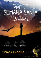 Vive La Semana Santa En El Colca