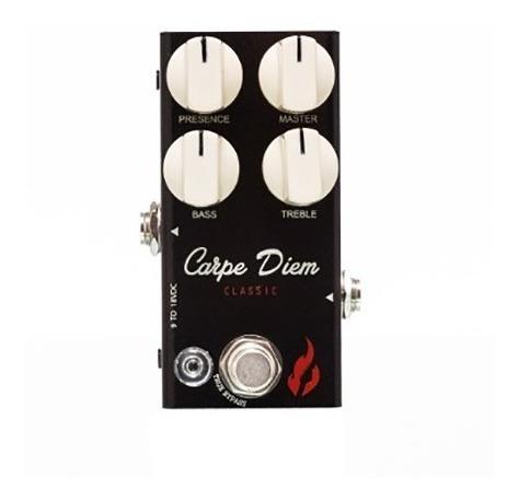 Pedal Guitarra Fire Carpe Diem Classic Mini Compact Series