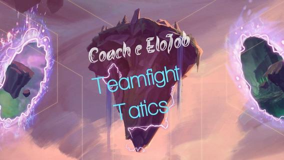 Teamfight Tatics Up Rank