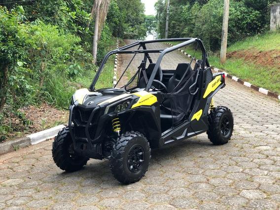 Quadriciclo Utv Can Am Maverick Trail 800 4x4 ( 300 Km )
