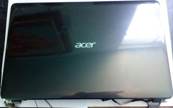 Carcaça Tampa Da Tela Notebook Acer Aspire E1-531 571 -usado