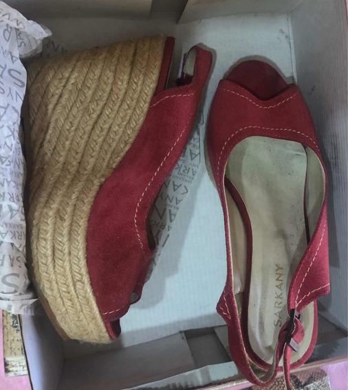 Zapato Sandalia Ricky Sarkany 38