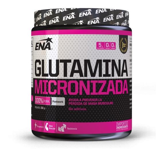Glutamina En Polvo - Recuperación X 150 G