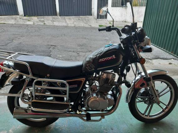 Vendo Moto Ng200 Motor 1