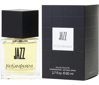 Jazz Yves Saint Laurent Edt 80ml Original Frances Tester