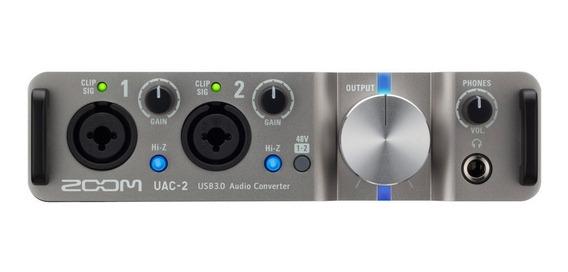 Zoom Uac-2 Conversor De Áudio