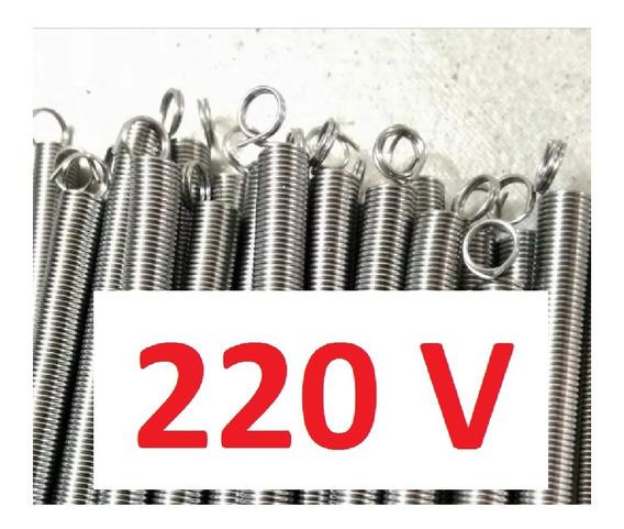 10 Resistencia 220v 200w P/ Chocadeira / Estufa / Criadouro