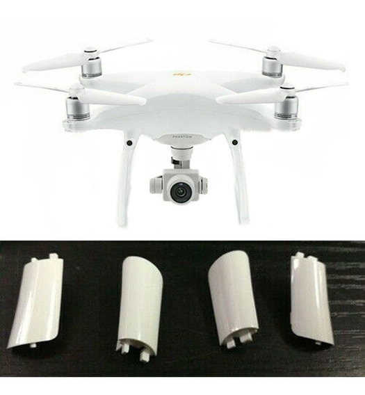 Kit Tampas Do Trem De Pouso Phantom 4 Professional/advanced