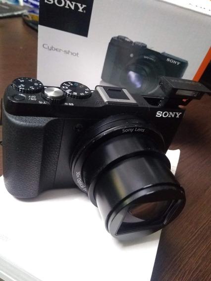 Câmera Fotográfica Sony Dsc Hx60 Nova