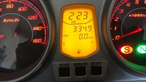 Cbx Twister 250 Dohc 4 Valves