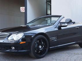 Mercedes-benz Clase Sl600 V12 2004 46.400 Kms