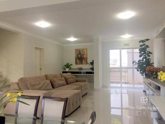 Casa Com 4 Dormitórios À Venda, 350 M² Por R$ 980.000 - Transurb - Itapevi/sp - Ca1176