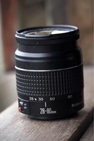Objetiva Canon 28-80mm F3.5-5.6