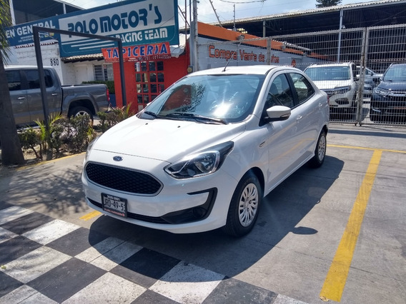 Ford Figo Impulse 2019 Blanco