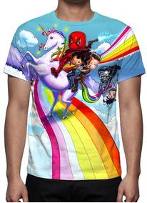 Camisa, Filme Deadpool 2 Mod 04