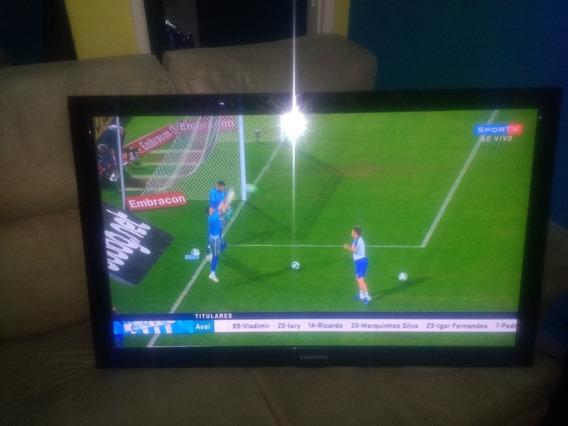 Vendo Tv. 50 Polegadas Marca Lg Não E Smartv C/ Touch