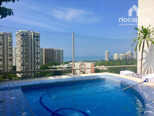 Casa Com 3 Quartos À Venda, 249 M² Por R$ 2.500.000 - São Conrado - Rio De Janeiro/rj - Ca0188