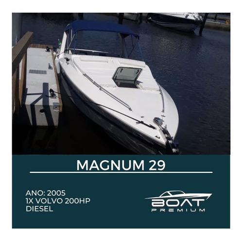 Magnum 29, 2005, 1x Volvo 200hp - Focker - Ventura